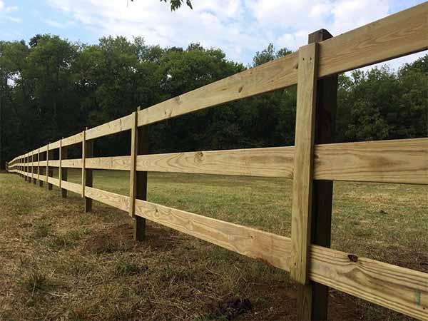 equestrian fencing kent